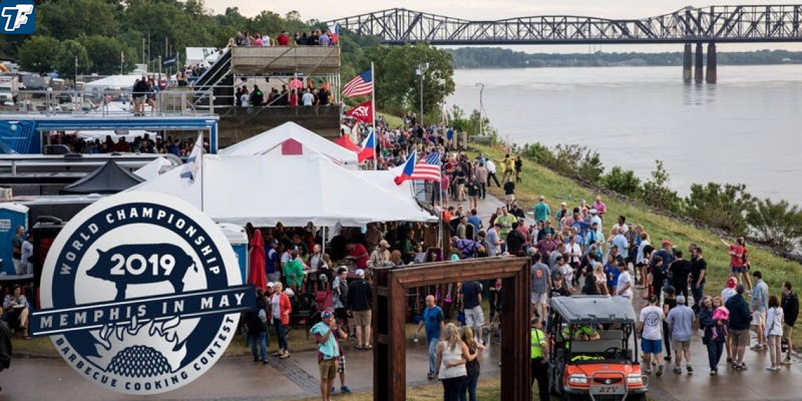 Memphis in May 2019 BBQ Event